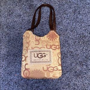 Ugg phone holder